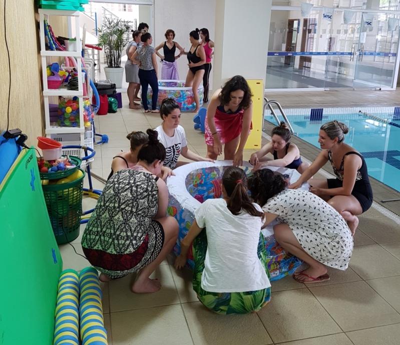 Aula de Doula Nascer Amor Porto Alegre - Aula Doula
