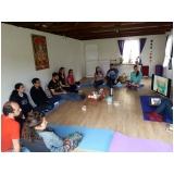 aula de grupo para gestantes maternidade Votuporanga
