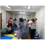 aula gestante Joinville