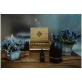 aula presencial de aromaterapia