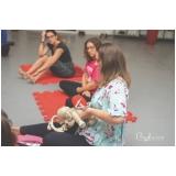 aulas de preparação para parto quando começar Vila Buarque