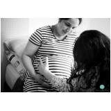 aulas para preparação de parto Benedito Novo