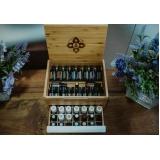 curso de aromaterapia Major Vieira