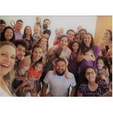 curso de grupo de gestantes maternidade Centro de São Paulo
