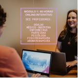 fazer curso para doula online preço Capivari de Baixo