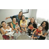 grupo de grávidas