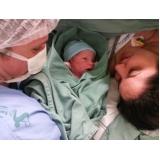 parto cesariana Cambuci