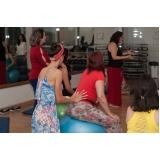 preço de curso de formação completa de doula Santa Isabel